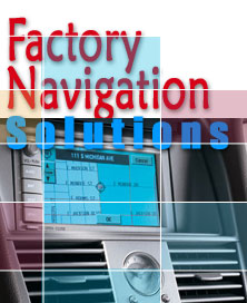Factory Navigation TV Systems