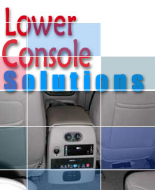 Lower Floor Consoles