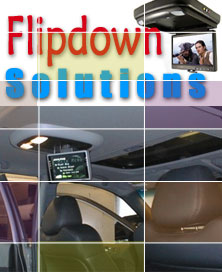 "7"" Flipdown Monitors"