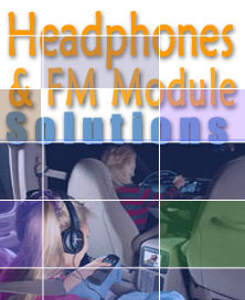 Headphones & FM Modulators
